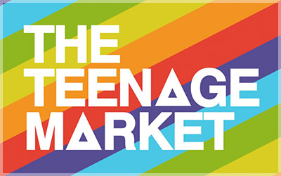 Middleton Town Centre Teenage Market